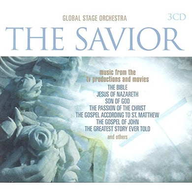 Global Stage Orchestra SAVIOR CD