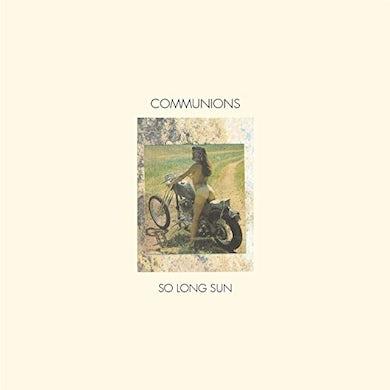 COMMUNIONS SO LONG SUN / LOVE STANDS STILL (UK) (Vinyl)