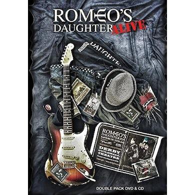 Romeo's Daughter ALIVE CD