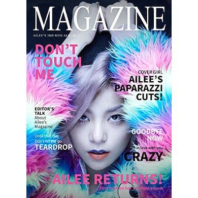 Ailee MAGAZINE CD