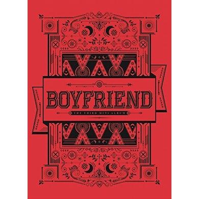Boyfriend WITCH CD
