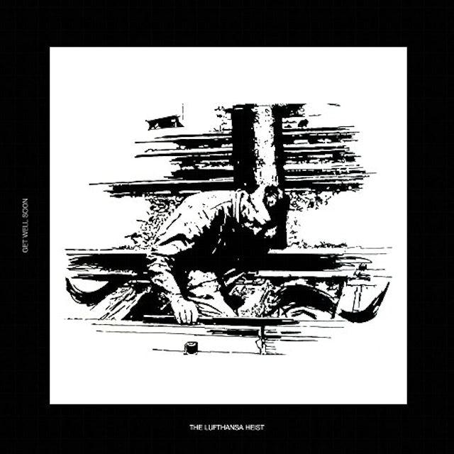 Get Well Soon LUFTHANSA HEIST Vinyl Record - UK Release