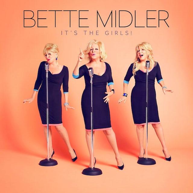Bette Midler IT'S THE GIRLS Vinyl Record