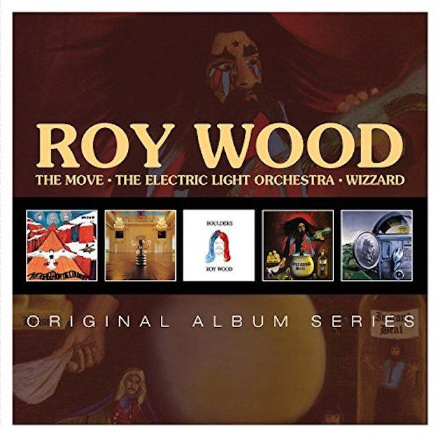 Roy Wood ORIGINAL ALBUM SERIES CD