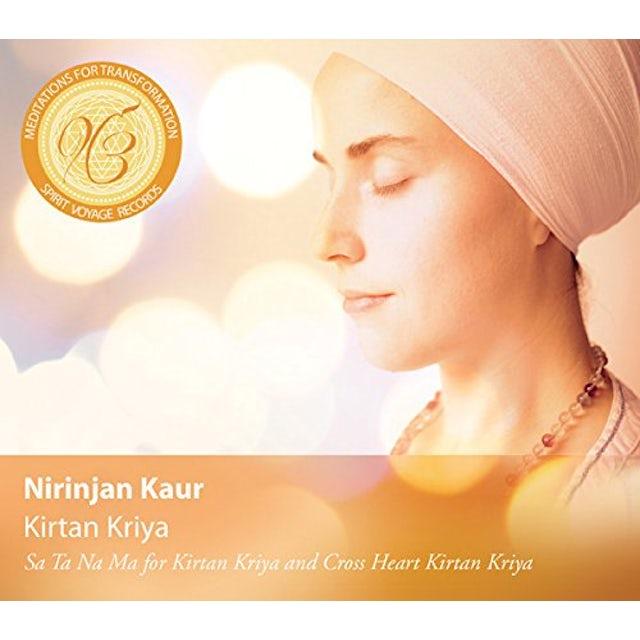 Nirinjan Kaur KIRTAN KRIYA CD