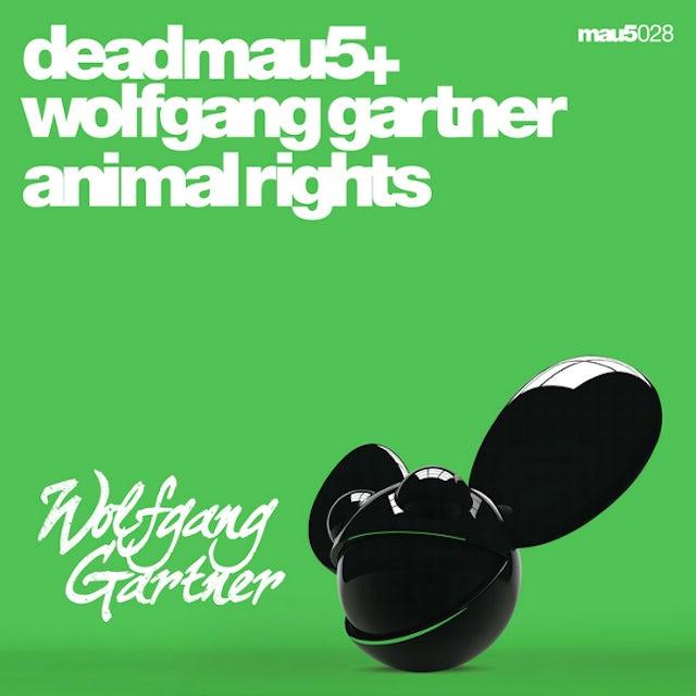 Deadmau5 ANIMAL RIGHTS Vinyl Record