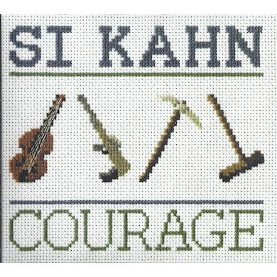 Si Kahn COURAGE CD