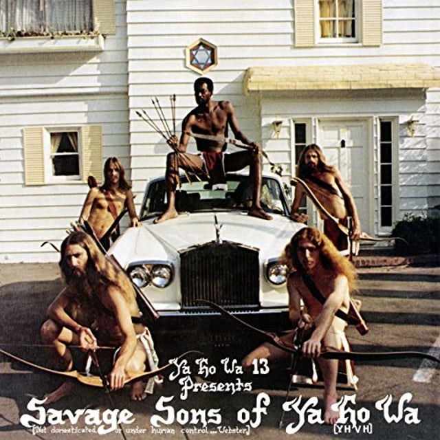 YA HO WA 13 SAVAGE SONS OF YAHOWA Vinyl Record