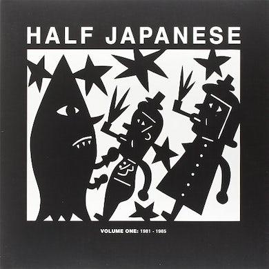 Half Japanese VOLUME 1: VOLUME 1 Vinyl Record