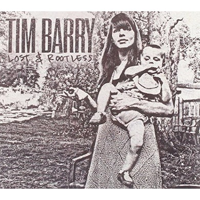 Tim Barry LOST & ROOTLESS CD