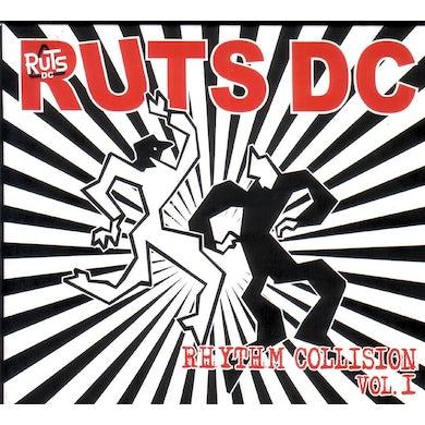 Ruts Dc RHYTHM COLLISION 1 CD