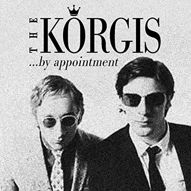 KORGIS BY APPOINTMENT CD