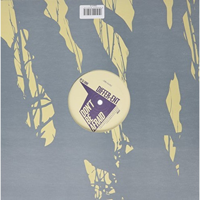 DIFFER-ENT Vinyl Record - UK Release