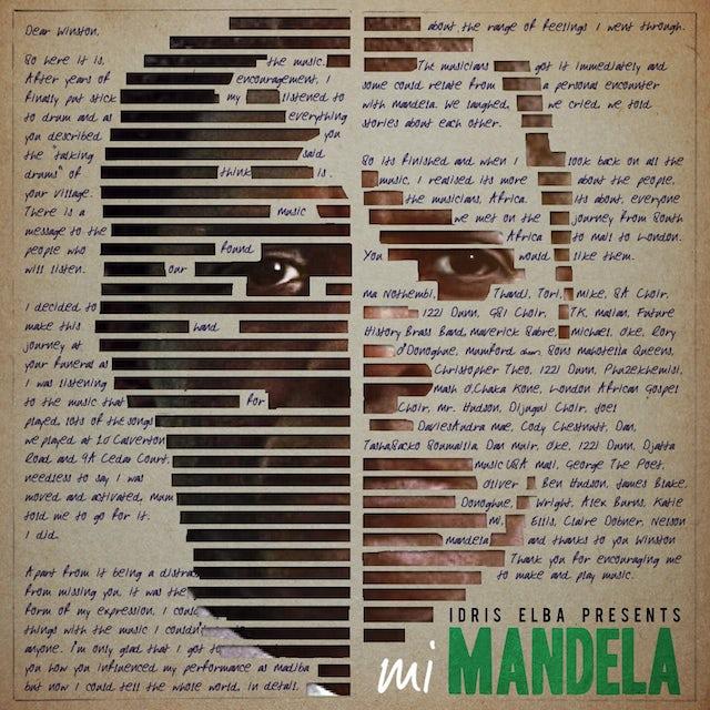 Idris Elba PRESENTS MI MANDELA CD
