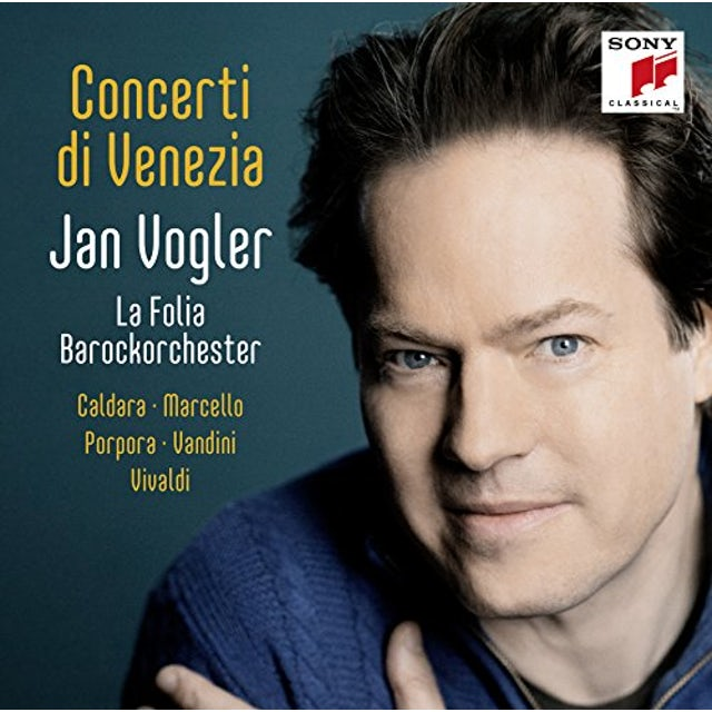 Jan Vogler CONCERTI DI VENEZIA CD