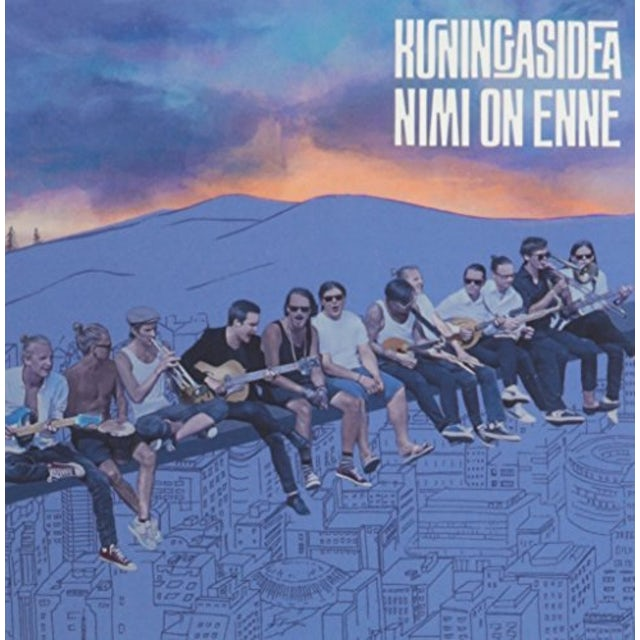 KUNINGASIDEA NIMI ON ENNE CD