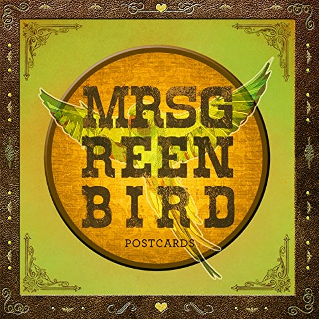 Mrs. Greenbird POSTCARDS Vinyl Record