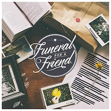 Funeral For A Friend CHAPTER & VERSE CD