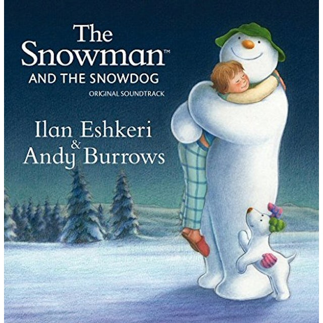 SNOWMAN & THE SNOWDOG / O.S.T. (UK) SNOWMAN & THE SNOWDOG / Original Soundtrack Vinyl Record