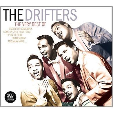 Drifters VERY BEST OF CD