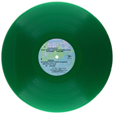 FAIRHORNS DOKI DOKI RUN Vinyl Record