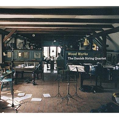 DANISH STRING QUARTET WOOD WORKS Vinyl Record
