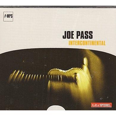 Joe Pass INTERCONTINENTAL CD