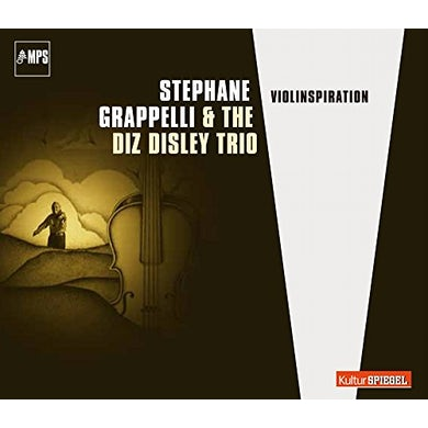 Stephane Grappelli VIOLINSPIRATION CD