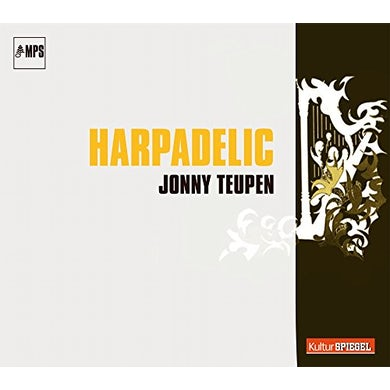 Jonny Teupen HARPADELIC CD