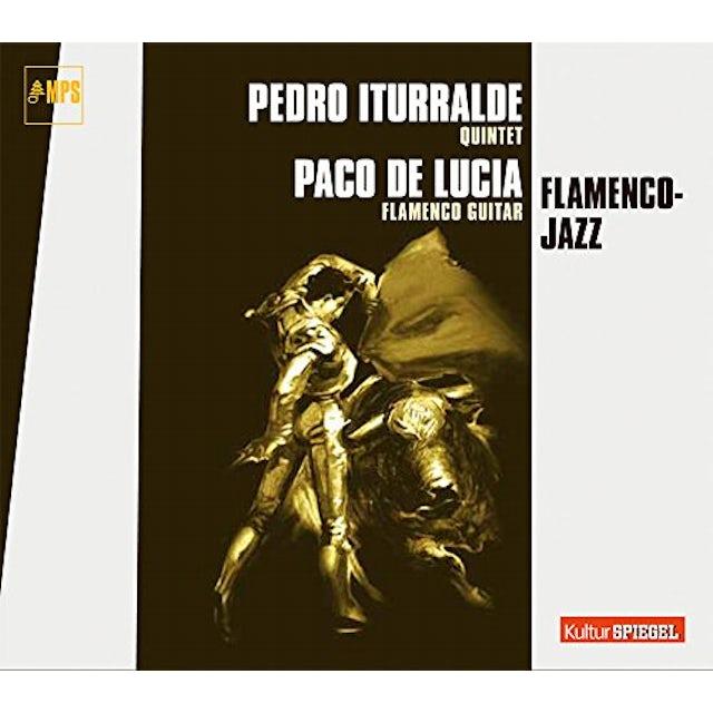 Pedro Iturralde FLAMENCO JAZZ CD
