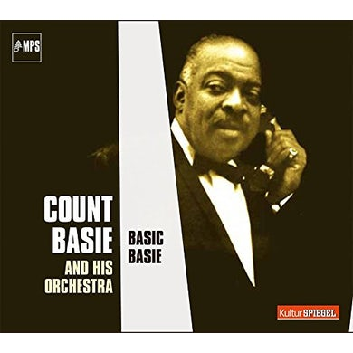 Count Basie & His Orchestra BASIC BASIE CD