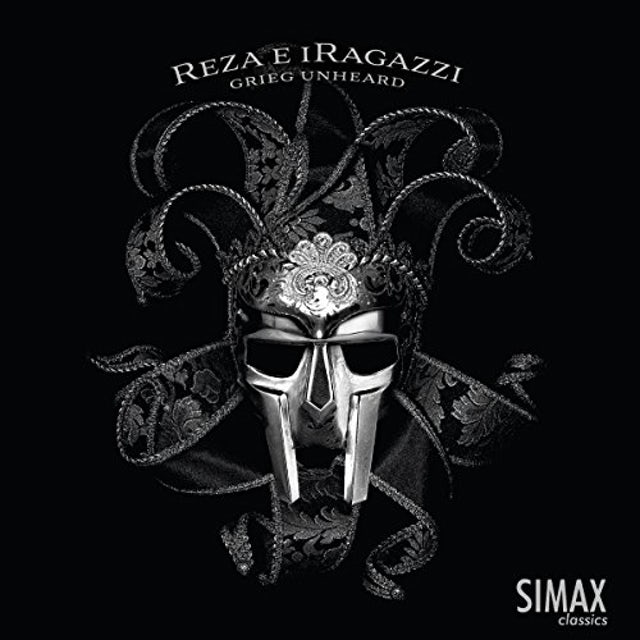 GRIEG / REZE E I RAGAZZI GRIEG UNHEARD Vinyl Record