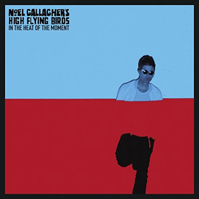 Noel Gallagher IN THE HEAT OF THE MOMENT / DO THE DAMAGE Vinyl Record