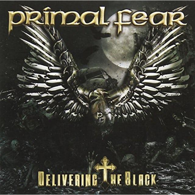 Primal Fear DELI8VERING THE BLACK CD