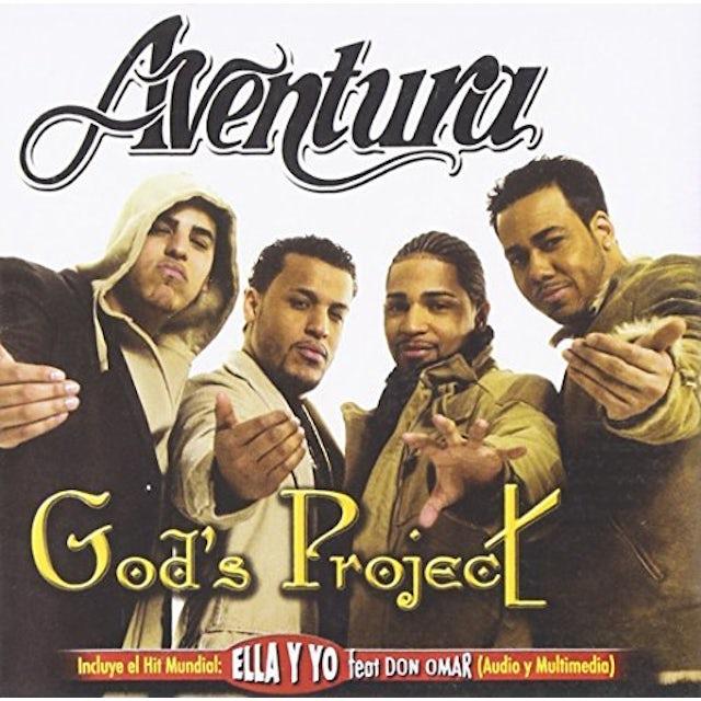 Aventura GODS PROYECT CD