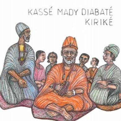 Kassé-Mady Diabaté KIRIKE Vinyl Record