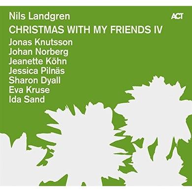 Nils Landgren CHRISTMAS WITH MY FRIENDS 4 CD