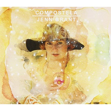 Jenn Grant COMPOSTELA CD