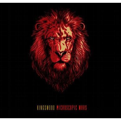 KINGSWOOD MICROSCOPIC WARS Vinyl Record - Australia Release