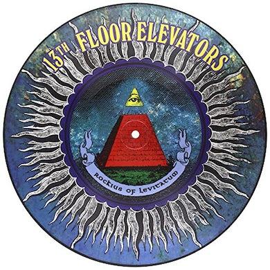 The 13th Floor Elevators ROCKIUS OF LEVITATUM Vinyl Record