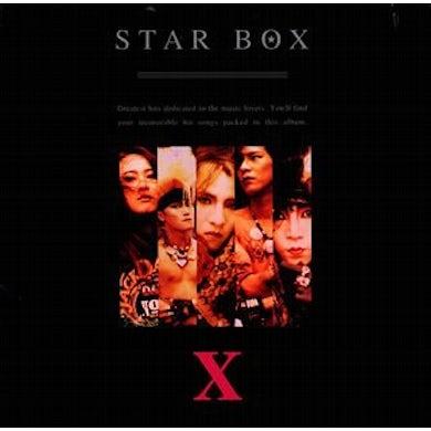 X Japan STAR BOX CD