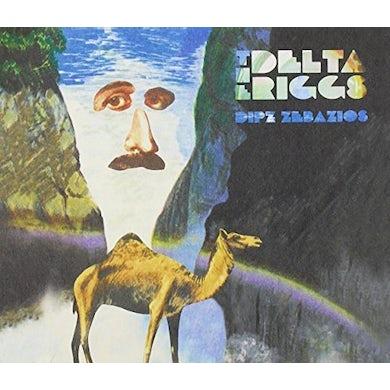 DELTA RIGGS DIPZ ZEBAZIOS CD