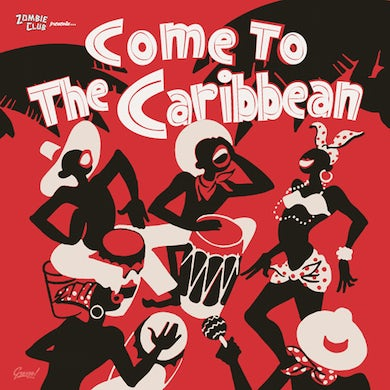 COME TO THE CARIBBEAN / VARIOUS Vinyl Record