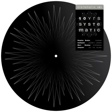 10 YRS OF SYSTEMATIC / VARIOUS Vinyl Record