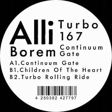 Alli Borem CONTINUUM GATE Vinyl Record