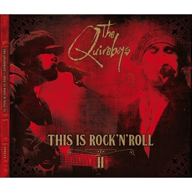 Quireboys THIS IS ROCK N ROLL II CD