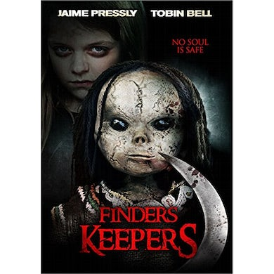 FINDERS KEEPERS DVD