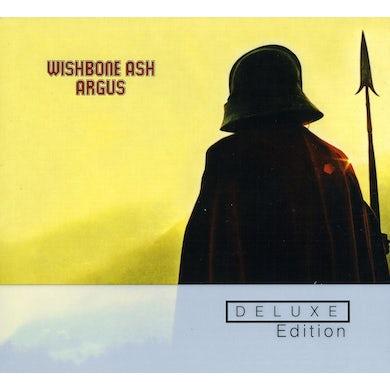 Wishbone Ash ARGUS: DELUXE EDITION CD