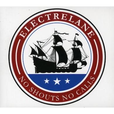 Electrelane NO SHOUTS NO CALLS CD