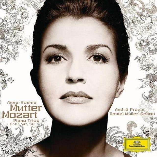 W.A. Mozart PIANO TRIOS CD